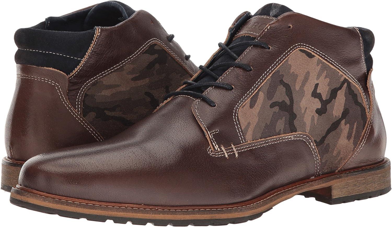 PARC City Boot Men's Rockwood Brown Camo 10 D US
