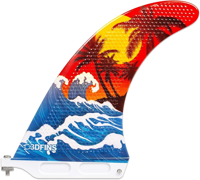 3DFINS High Performance Longboard Fins Brand Fees free!! Cheap Sale Venue Ba Classic GOHARD Series
