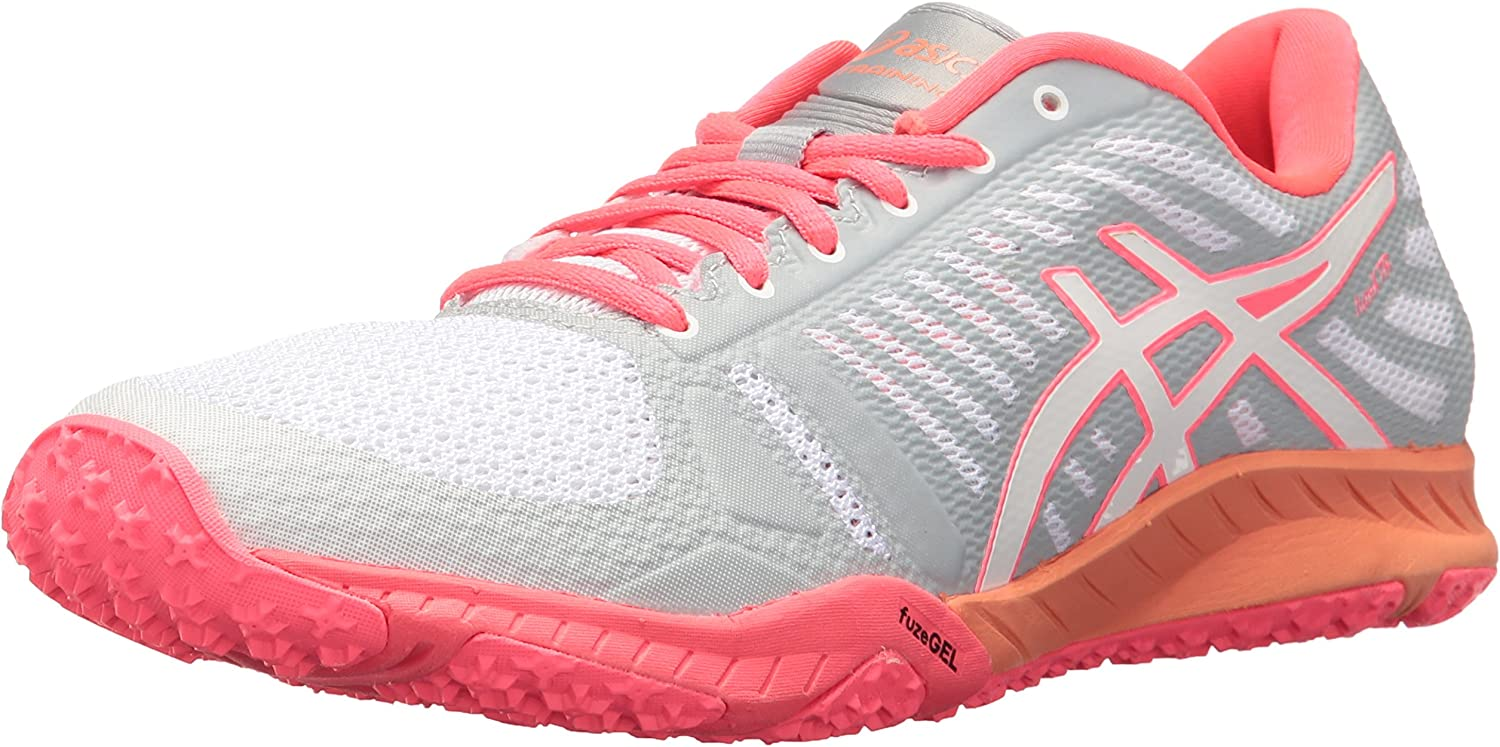 ASICS Womens Fuzex Tr Cross-Trainer shoes
