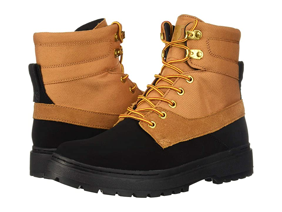 DC Uncas TR (Black/Wheat) Men