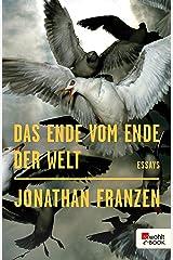 Das Ende vom Ende der Welt (German Edition) Kindle Edition