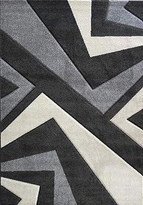 Sobel Tapis d'ameublement en polypropylène 133 x 190 cm