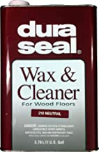 Dura Seal Wax & Cleaner - Neutral - Gallon