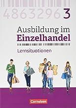 Ausbildung im Einzelhandel 3. Ausbildungsjahr - Allgemeine Ausgabe - Fachkunde und Arbeitsbuch: 451361-7 und 451364-8 im Paket