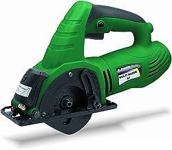 Stayer 1.1051 Sierra Circular Multifunción, 600 W, 230 V, Verde, 85 mm
