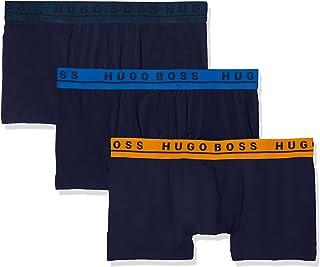 BOSS 3 Pack Trunk Underwear in Navy