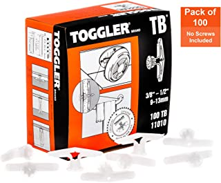Best toggler tb hollow wall anchors Reviews