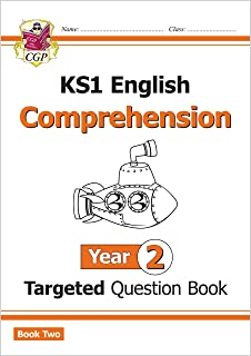 New KS1 English Targeted Question Book: Year 2 Comprehension - Book 2