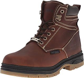 حذاء عمل AdTec رجالي مقاوم للماء مقاس 15.24 سم
