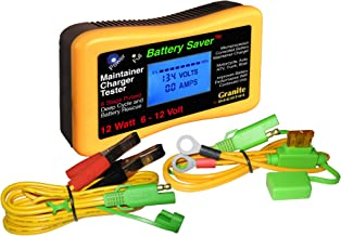 Battery Saver 1200-LCD Battery Charger