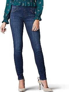 Women's Sculpting Slim Fit Skinny Leg Pull On Jean