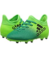 adidas Kids - X 16.3 FG (Little Kid/Big Kid)