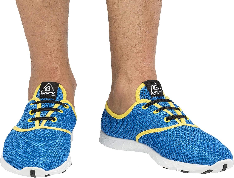 Cressi Women's Aqua Modern Popular standard Max 83% OFF Water Sports Size Shoes Asia US-0