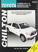 Toyota Tundra & Sequoia (Chilton)