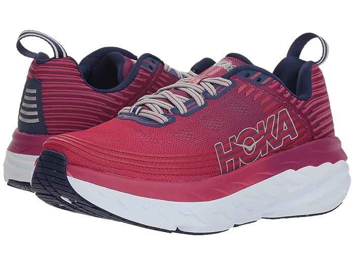 Hoka One One  Bondi 6 (Boysenberry/Blue Depths) Womens Running Shoes