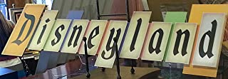Best vintage disneyland sign Reviews