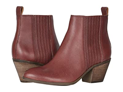 FRYE AND CO. Jacy Chelsea (Mauve Smooth Leather) Women