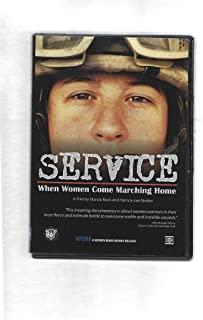 Service: When Women Come Marching Home
