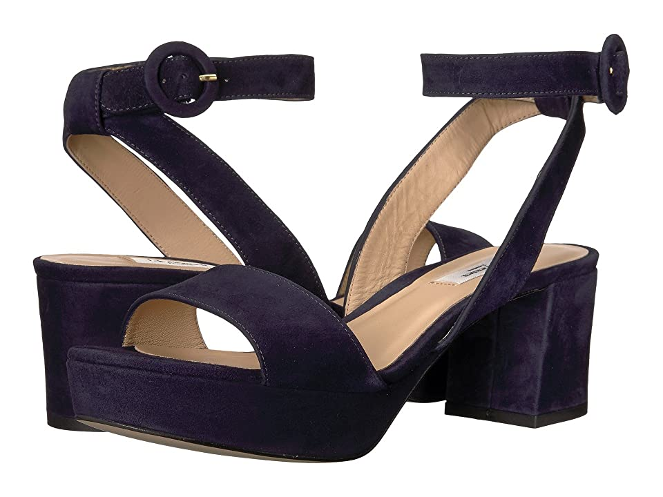 L.K. Bennett Alie (New Navy Suede) Women
