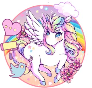 Cute Unicorn 🦄 Themes HD Wallpapers - Free Live HD Background 🦄