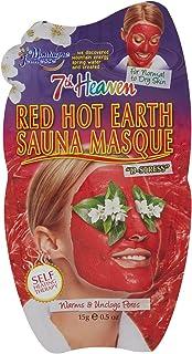 Montagne 7Th Heaven Gezichtsmasker Red Hot Earth Sauna, 15 g