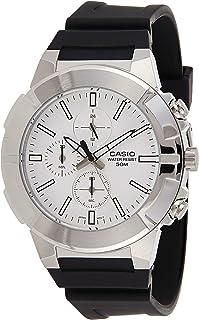 Casio Men Watch MTP E501 7AVDF, white