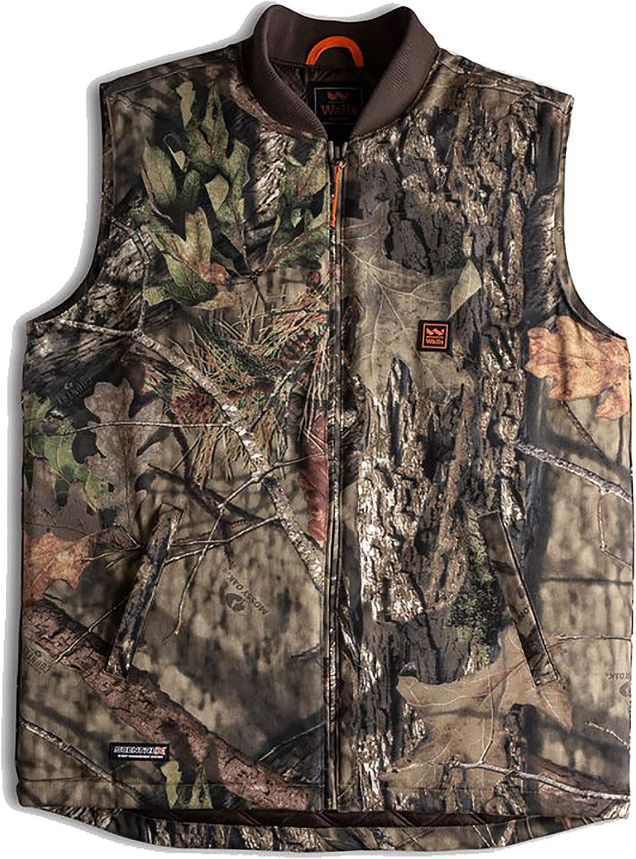 Walls Men's Camo Insulated Vest