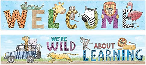 wild about learning classroom theme ideas