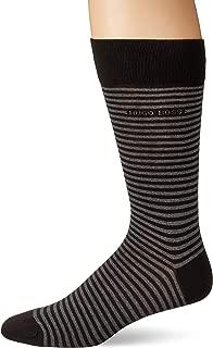 Hugo Boss Men's Rs Stripe Dress Sock