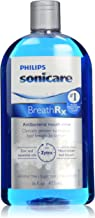 Philips Sonicare Breathrx Antibacterial Mouth Rinse, 16 Fl Oz