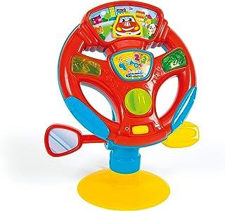 Clementoni Baby Activity Steering Wheel, Multi-Colour