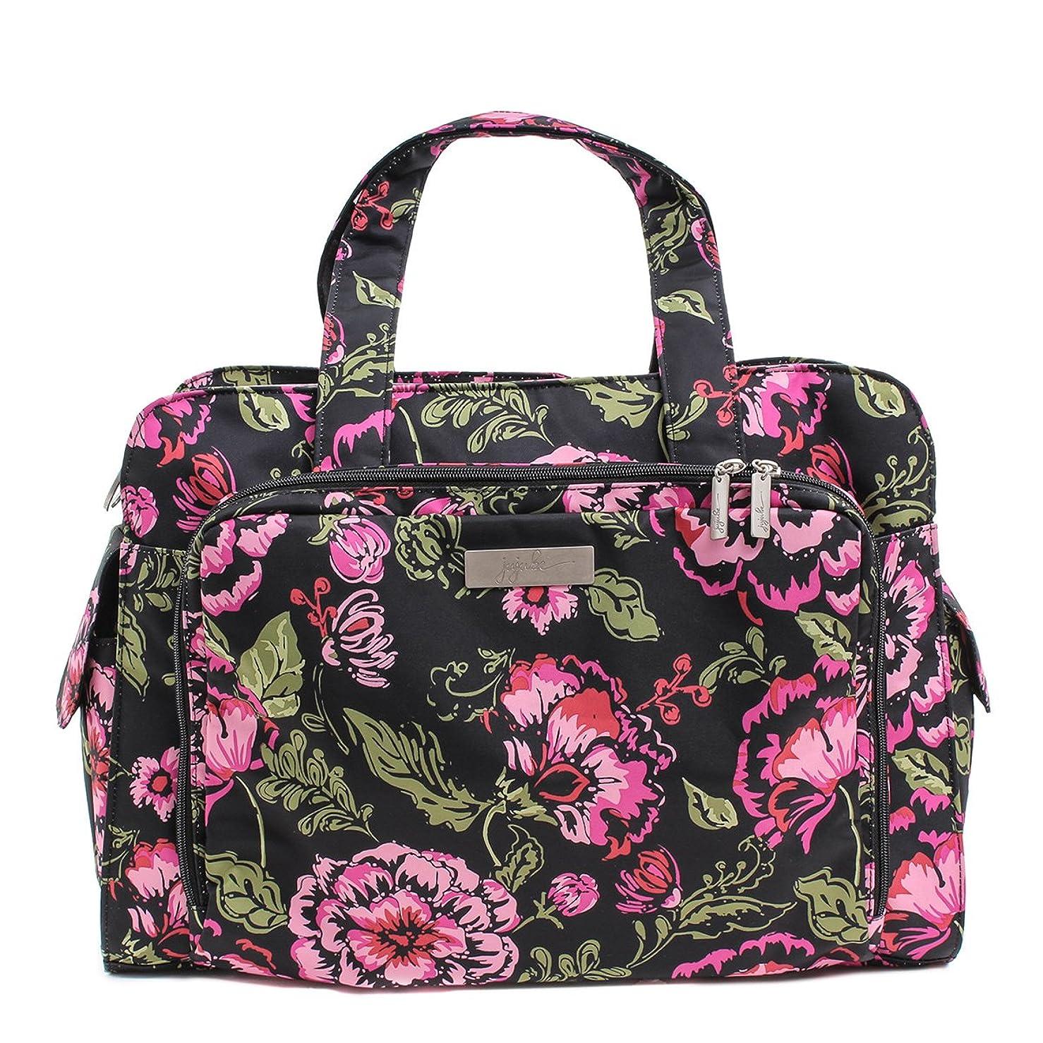 泥沼ヒューバートハドソン船形ju-ju-beクラシックコレクションBe Prepared Diaperバッグ、Blooming Romance