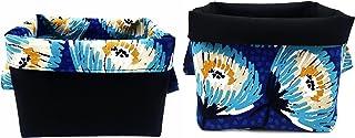 Panier de rangement pliable pour jouets, boîte de rangement en tissu pour vêtements, accessoires électroniques, livres, co...