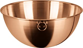 Paderno World Cuisine 15409-36 Mixing Bowl, Large, Copper
