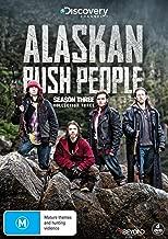Alaskan Bush People Season 3 Collection 3 Set Alaskan Bush People - Season Two 16 Episodes  NON-USA FORMAT, PAL, Reg.0 Australia