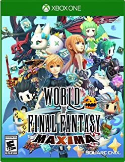 Square Enix World of Final Fantasy Maxima videogioco Xbox One Basic