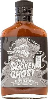 Hoff's Smoken Ghost Pepper Hot Sauce