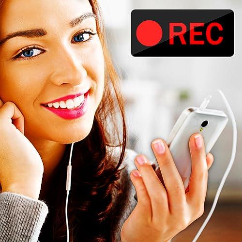 HD Sound Recording - 2018 Voice Recorder
