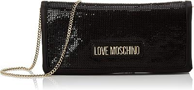 Love Moschino Damen Jc4252pp0a Clutch für den Tag, 3x13x27 Centimeters (W x H x L)