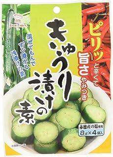 日東食品工業 きゅうり漬けの素 8g×4袋