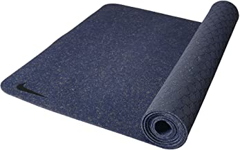 Nike Unisex – yogamat voor volwassenen, blauw, 61 cm × 172 cm