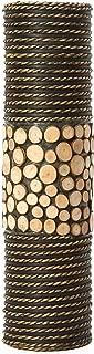 Hosley's Natural Cylinder Tall Floor Vase 20