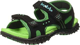 Liberty Lucy & Luke Pink Kids Non-Leather Casual Sandal