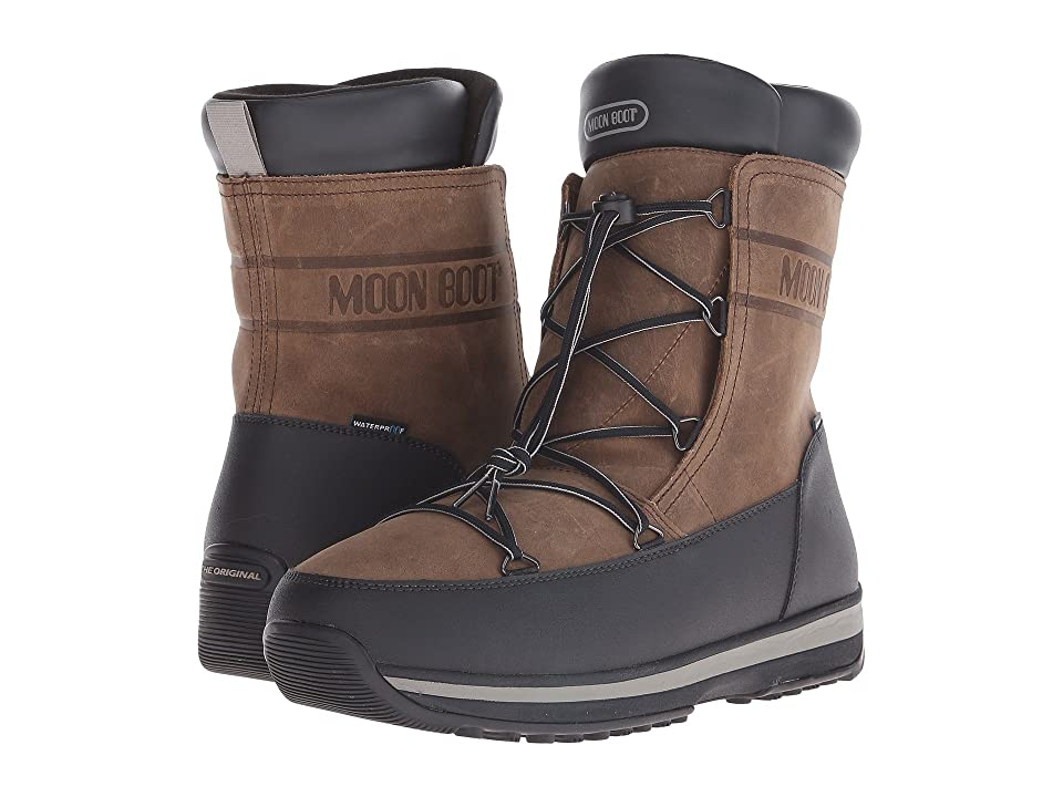 Tecnica Moon Boot(r) Lem Lea (Brown) Cold Weather Boots