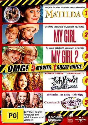 Matilda/My Girl/My Girl 2/Judy Moody and the Not Bummer Summer/Am