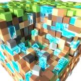 Pixel Block Cube Craft Builder