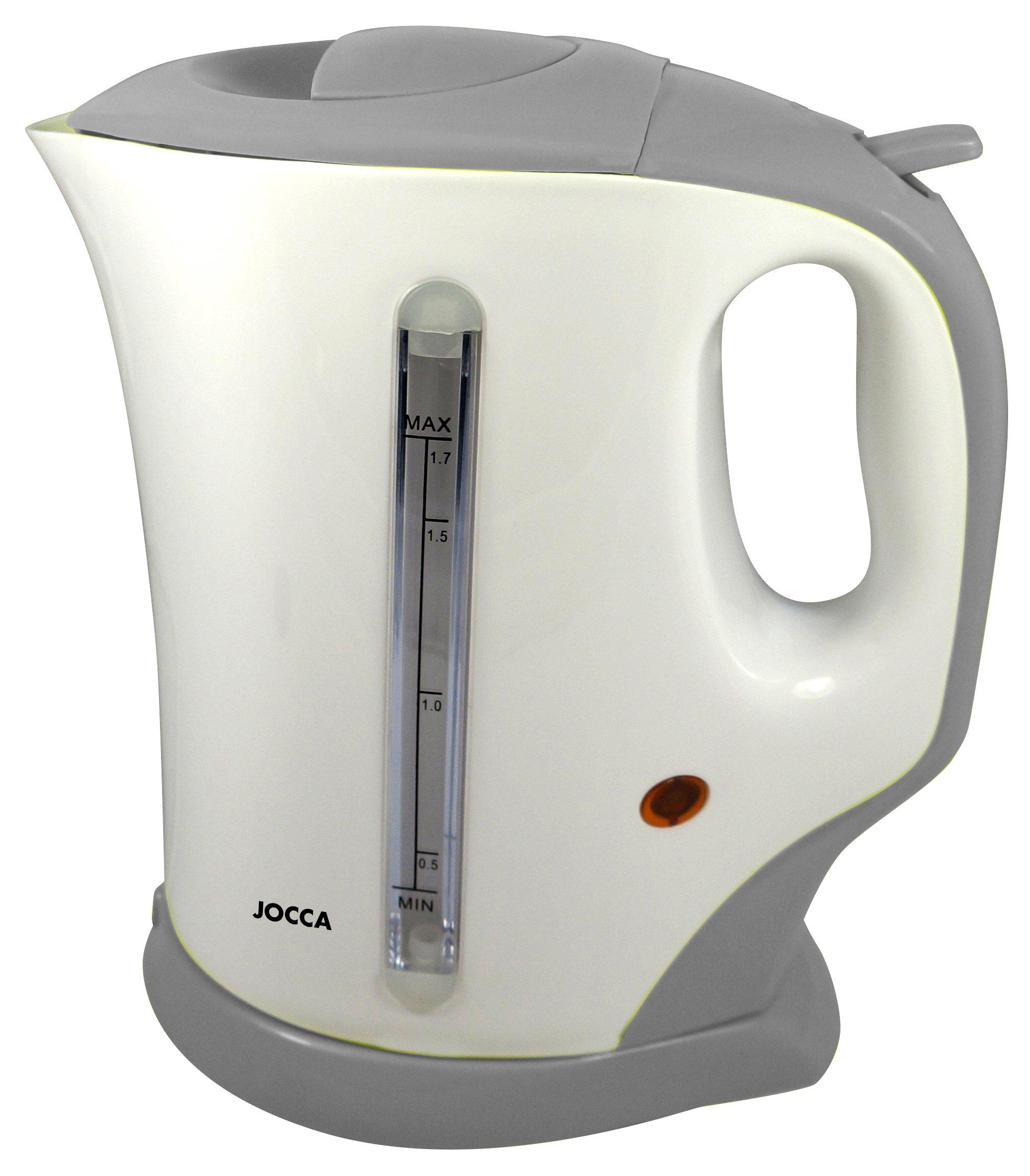 Jocca 5776 Hervidor de agua de 1.7 L, 1.7 litros: Amazon.es: Hogar