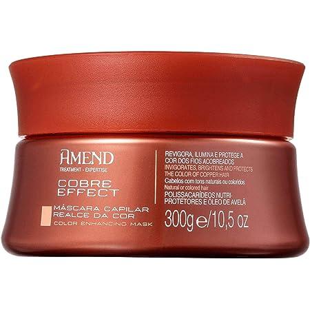Amend Mascarilla Capilar Efecto Cobre para cabellos con tonos cobrizos naturales o coloreados
