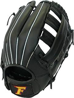 サクライ貿易(SAKURAI) FALCON(ファルコン) 一般ソフトボール グラブ(グローブ) オールラウンド用 Lサイズ ブラック FGS-311