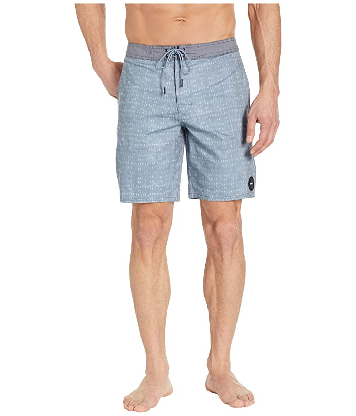 RVCA Nakama Trunk 19 (Denim) Men